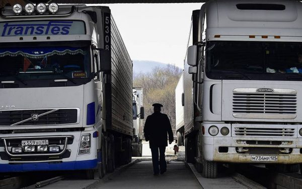 Transit of sanctioned goods in Russia may be allowed from January 1