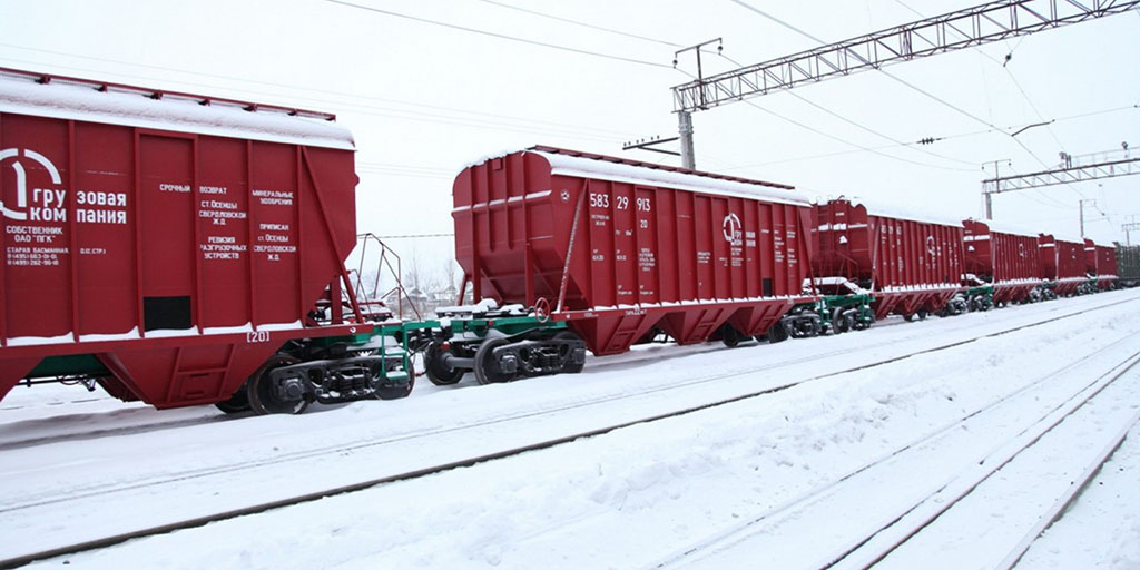 Freight traffic of soda and chemicals in Freight One wagons increased by more than a third