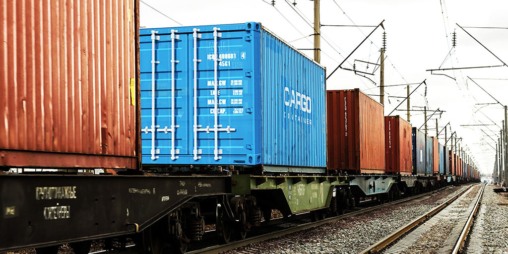 Container shipment through the Russian Railways network increased by 12.2% in 11 months of 2019