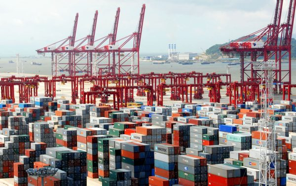 Chinese container shipping ports begin to recover after coronavirus outbreak