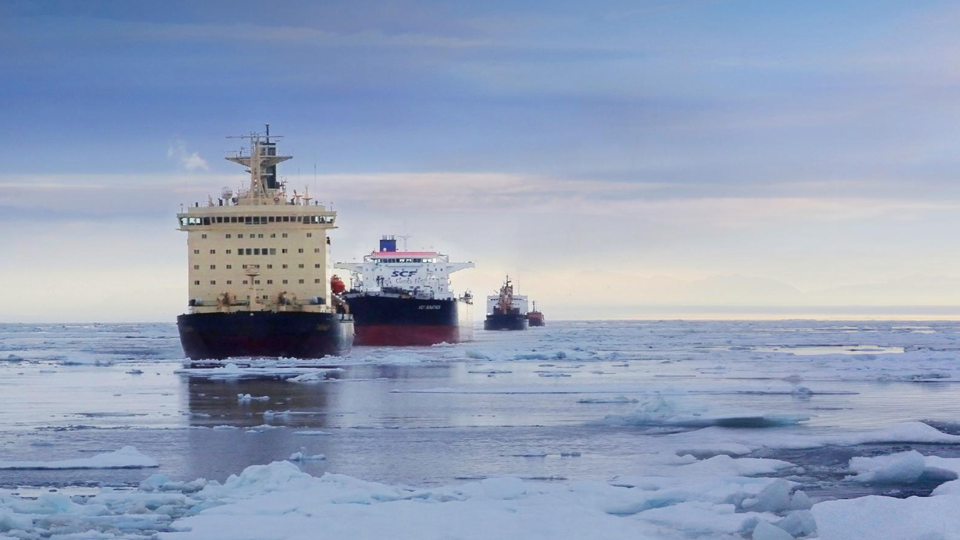 The Northern Sea Route will expand to a corridor